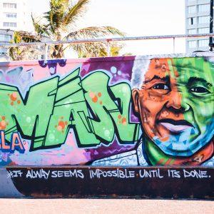 Leren van Nelson Mandela